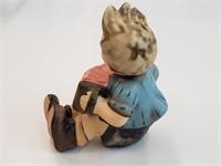 German Goebel Hummel Little Boy With Accordian