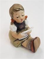 German Goebel Hummel Little Girl Singing