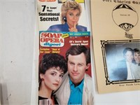 Soap Opera Stars Magazines And Booklets