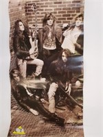 1989 Skid Row Band Poster