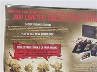 300 Movie Collectors Edition DVD Set SEALED