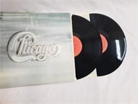 (4) Chicago, Foghat, Rush Vinyl Records