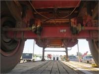 (DMV) Project Set of Brown 8' x 24' Flat Bed Trail