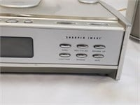 Sharper Image Compact Disc Digital Audio Player
