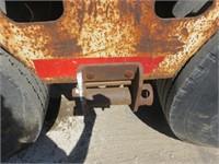 (DMV) 1981 Siebert 8 Tire Low Bed Trailer