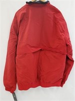 Red Winchester Jacket Size Large