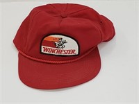 Red Winchester Baseball Cap