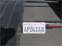 (DMV) 15' Custom Car Trailer