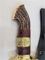 Stainless Steel Hunting Knife ART NO:CK251