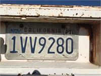 (DMV) 1989 Wilson Low Bed Trailer