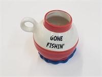 Gone Fishin Big Mouth Inc. Coffee Mug