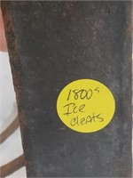 1800's Ice Cleats