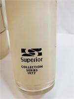 1977 Superior Cool It Beverage Glasses