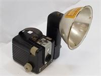 Brownie Kodak HawkEye Model Camera