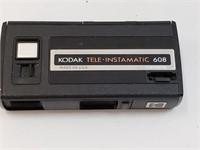 Kodak Tele Instamatic 608 Camera