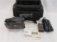 Panasonic Palmcorder 150X With Case/Accessories