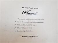 (4) Pimpernel De Luxe Finish Animal Placemats