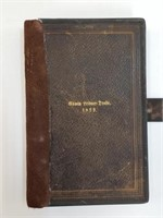 1890 German Reue Leftament B Dr. Martin Luthers