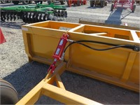 12' Industrias America 12F Four Way Hydraulic Box