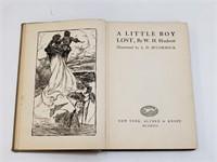 1926 A Little Boy Lost By W.H. Hudson