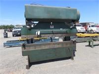 Wisconsin 55 Ton Mechanical Press Brake