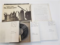 1974 Teachers The Visual Artist Guid And Tapes