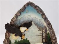 Arrowhead Eagles Statue Figurine
