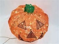 Halloween Light Up Outdoor Pumpkin