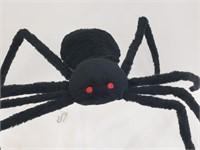 Halloween Large Hanging Spider Décor