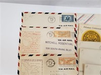 1930's Miscellaneous First Day Envelopes