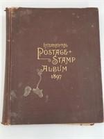 1897 International Postage Stamp Album