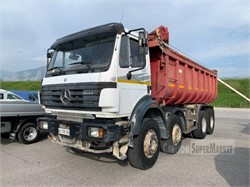 MERCEDES-BENZ 3544  used