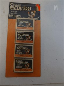 ALLUMETTES WATERPROOF Other Items For Sale 1 Listings