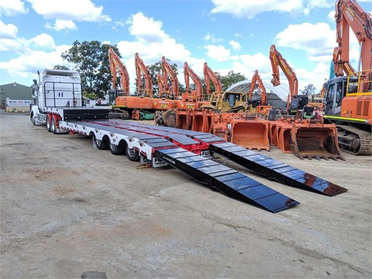 2020 FWR 3x4 Deck Widener - Trailers for Sale