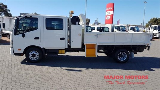 2013 Hino 300 Series 816 Crew Auto Major Motors - Trucks for Sale