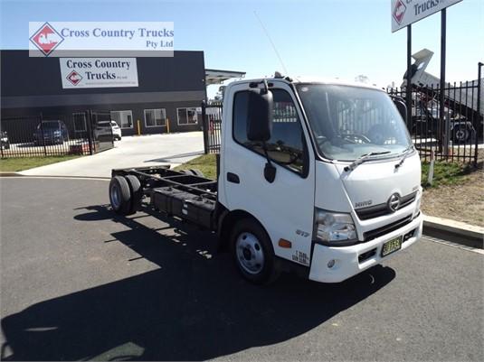 2012 Hino 300 Series 617 Cross Country Trucks Pty Ltd - Trucks for Sale