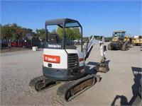 2013 Bobcat E26 Mini Excavator