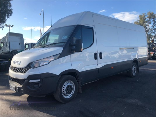2016 Iveco Daily 35S13 North East Isuzu - Light Commercial for Sale