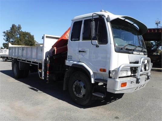 2006 UD PK245 - Trucks for Sale
