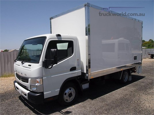 2018 Fuso Canter 515 Wide MWB AMT - Trucks for Sale