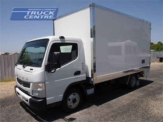 2018 Fuso Canter 515 Wide MWB AMT Murwillumbah Truck Centre - Trucks for Sale