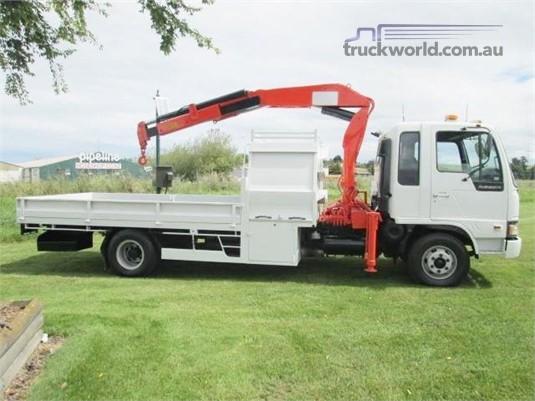 1990 Hino RANGER FE7 - Trucks for Sale