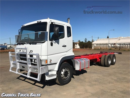 2005 Mitsubishi FV500 Carroll Truck Sales Queensland - Trucks for Sale