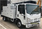 2010 Isuzu NPR 300 Service Vehicle