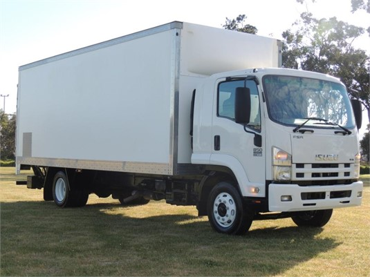 2009 Isuzu FSD 850 Long - Trucks for Sale