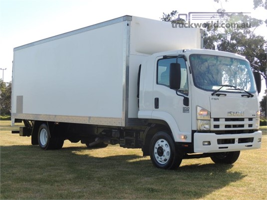 2009 Isuzu FSD 850 Long Japanese Trucks Australia - Trucks for Sale