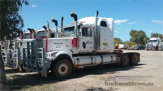 2009 Western Star 6900 - Trucks for Sale