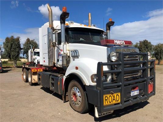 2017 Mack Titan - Trucks for Sale