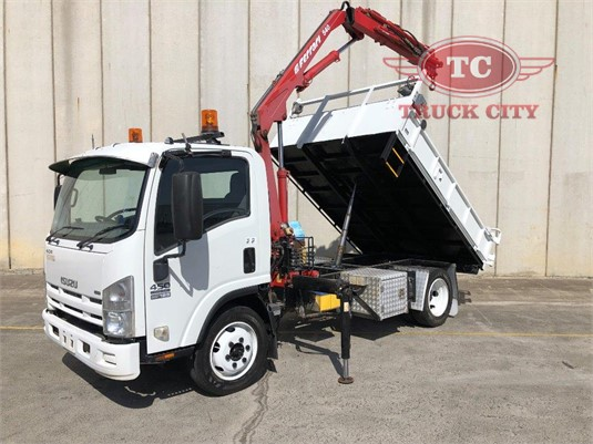 2009 Isuzu NQR 450 Truck City  - Trucks for Sale