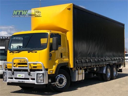 2014 Isuzu FVM1400 National Truck Wholesalers Pty Ltd - Trucks for Sale